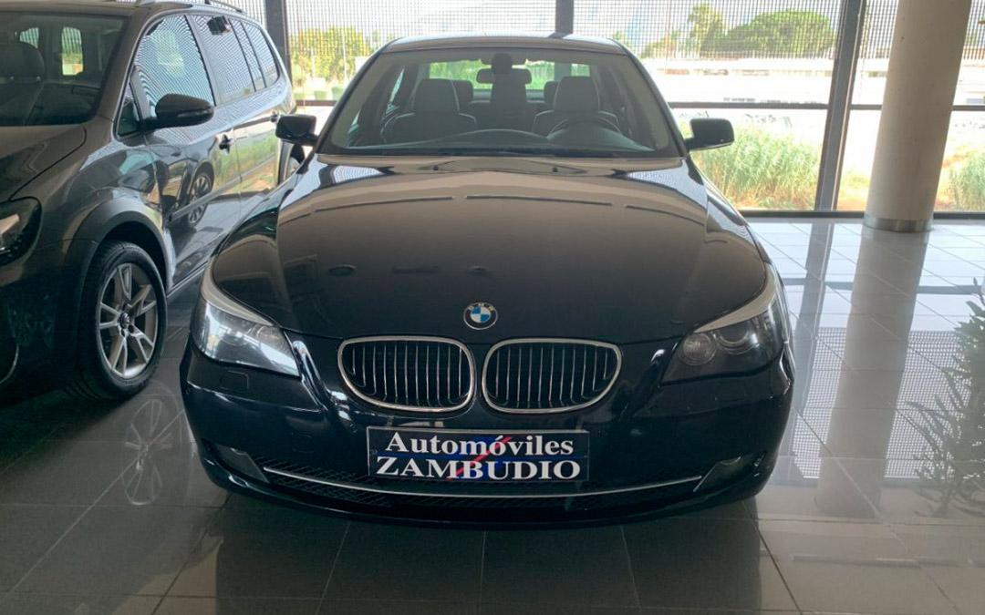 automoviles zambudio BMW 530D AUTOMATICO 235cv 01