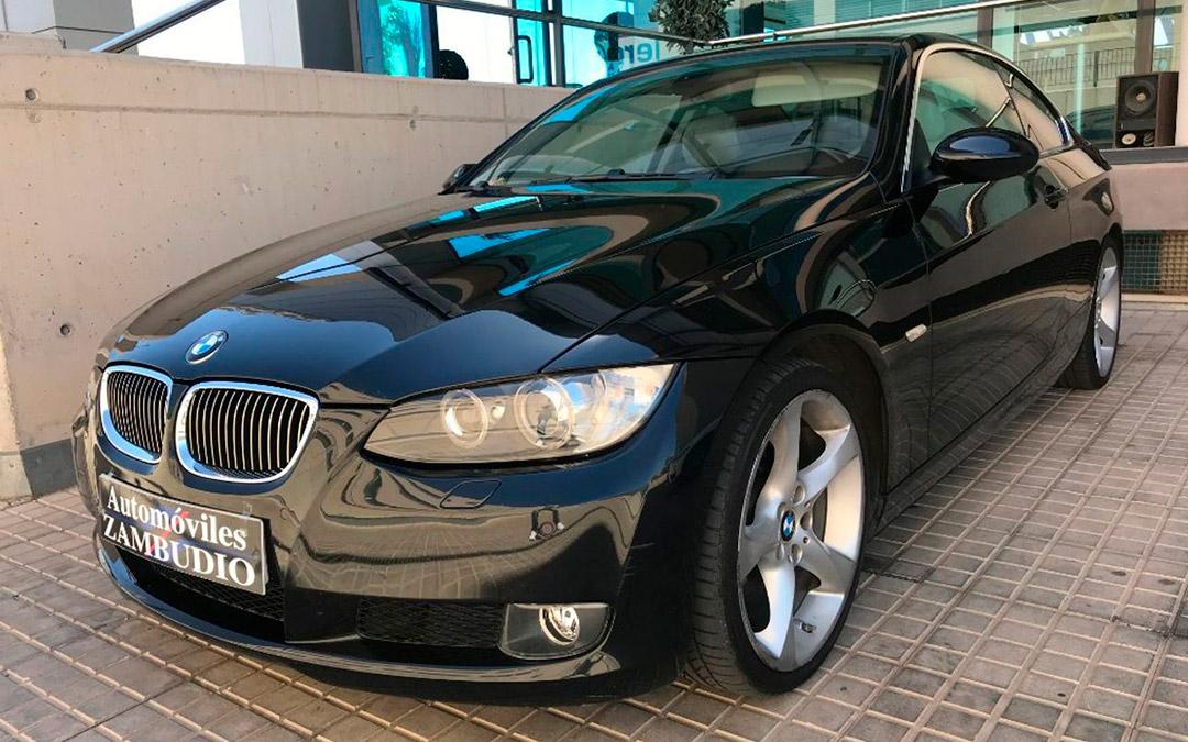 automoviles zambudio BMW Serie 3 320d Coupé 01