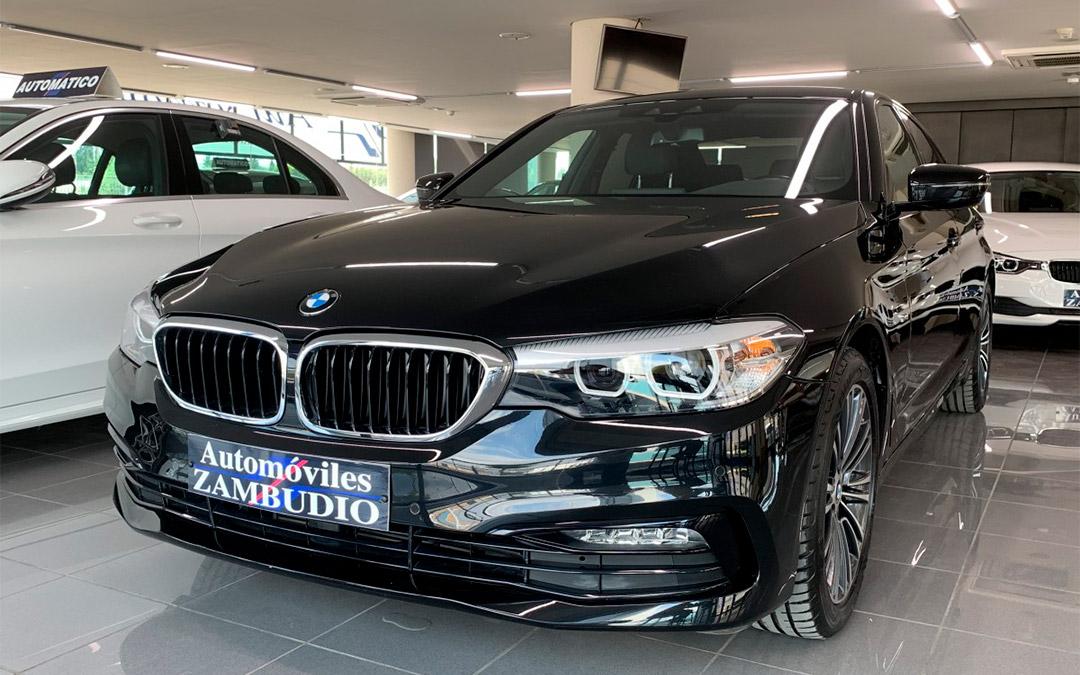 automoviles zambudio BMW Serie 5 520d (4.75) 01
