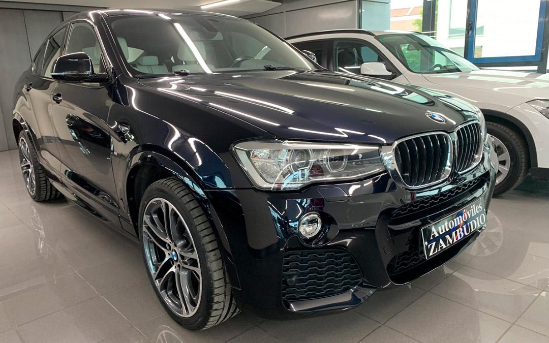 automoviles zambudio BMW XDRIVE 20d 190cv AUTOMATICO principal