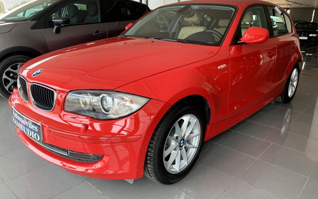 automoviles zambudio bmw 118d manual 01