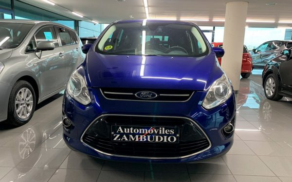 ford C-MAX 1.6TDCI TITANIUM MANUAL 115cv 01