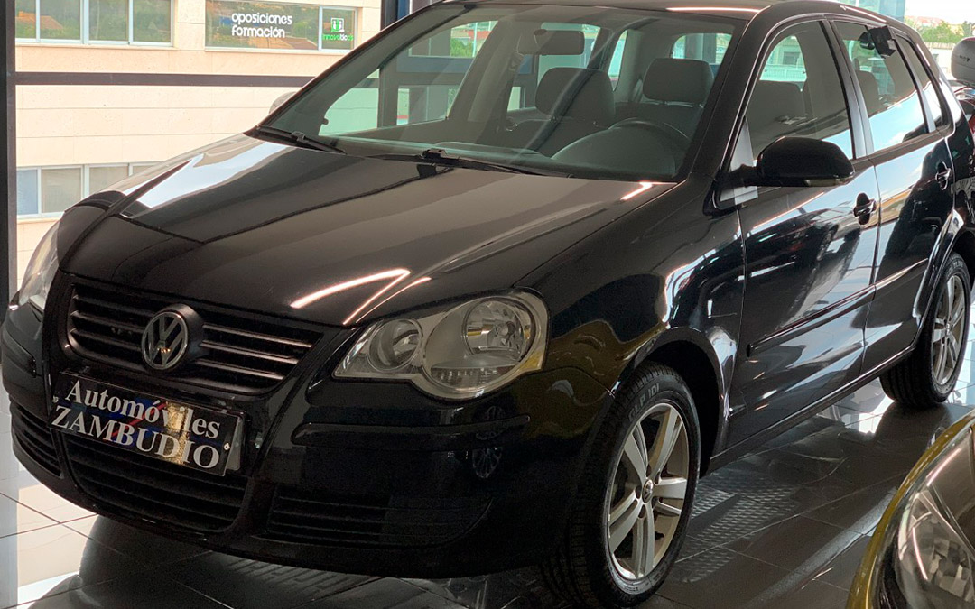 automoviles zambudio volkswagen polo 1.4 TDI MATCH 70cv MANUAL 01