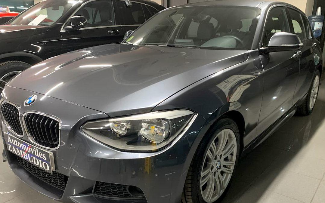BMW 116D 2