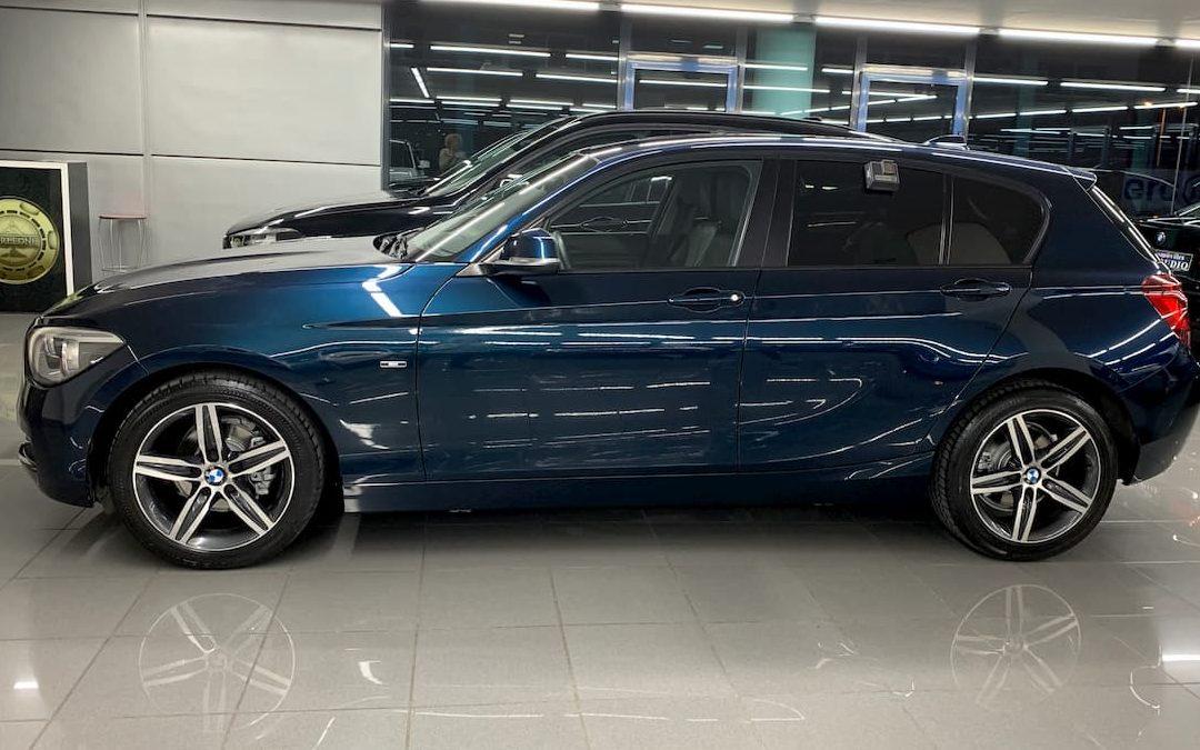 BMW 1ER 116D 1