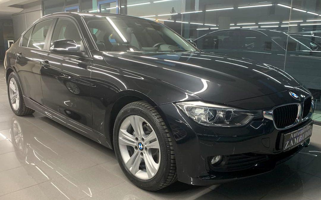 BMW 318D – 1