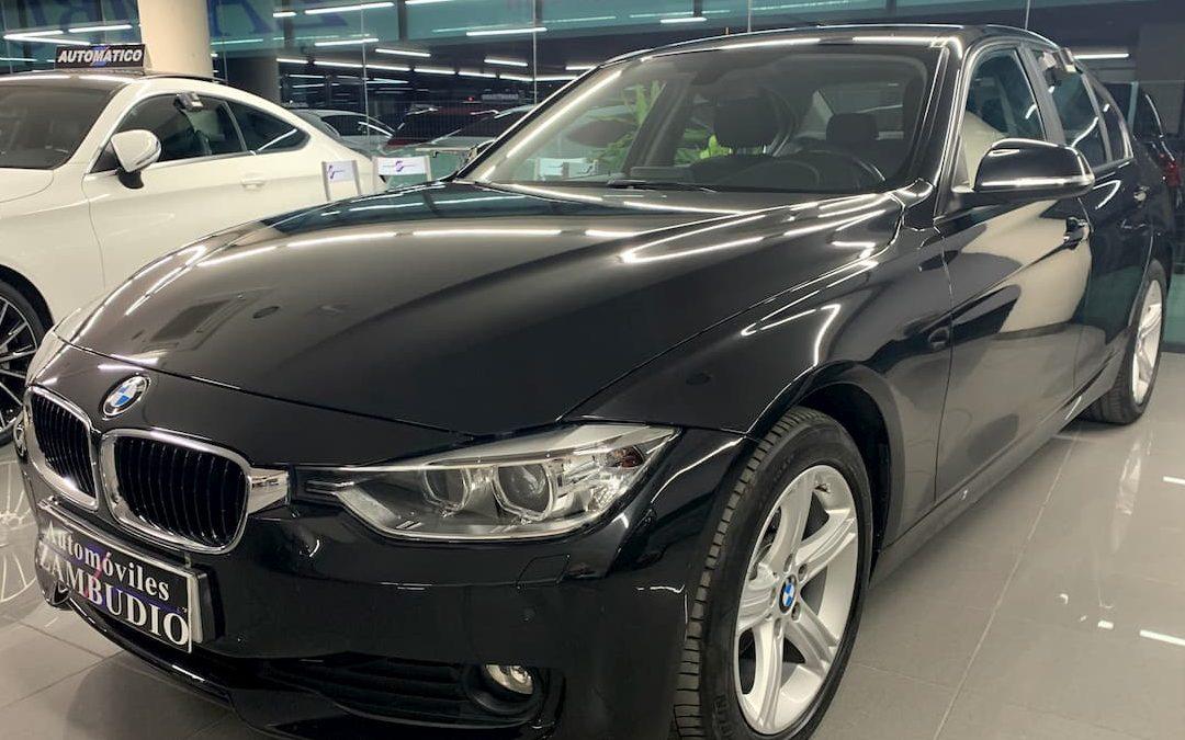 BMW 3ER 318D 1