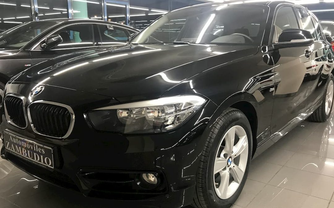 BMW 118D SPORT LINE13