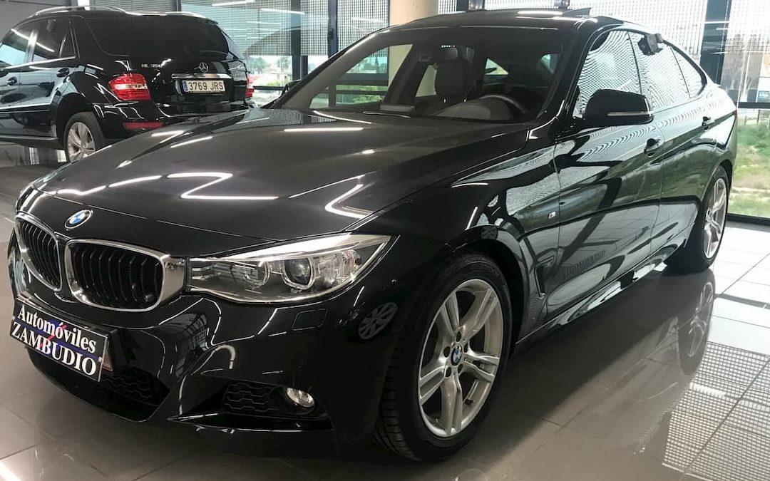 BMW 3er 318D GT 22
