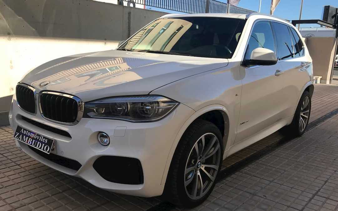 BMW X5 XDRIVE 30D 19
