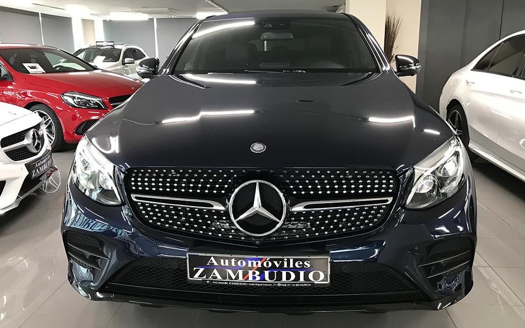 MERCEDES GLC 220D 4MATIC COUPE AMG 01
