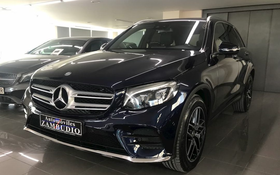 MERCEDES GLC 250D 4MATIC AMG 1