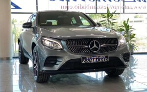 MERCEDES GLC 220D COUPE 4MATIC AMG