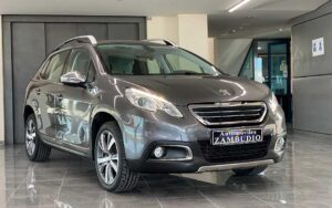 peugeot 2008 all blue hdi