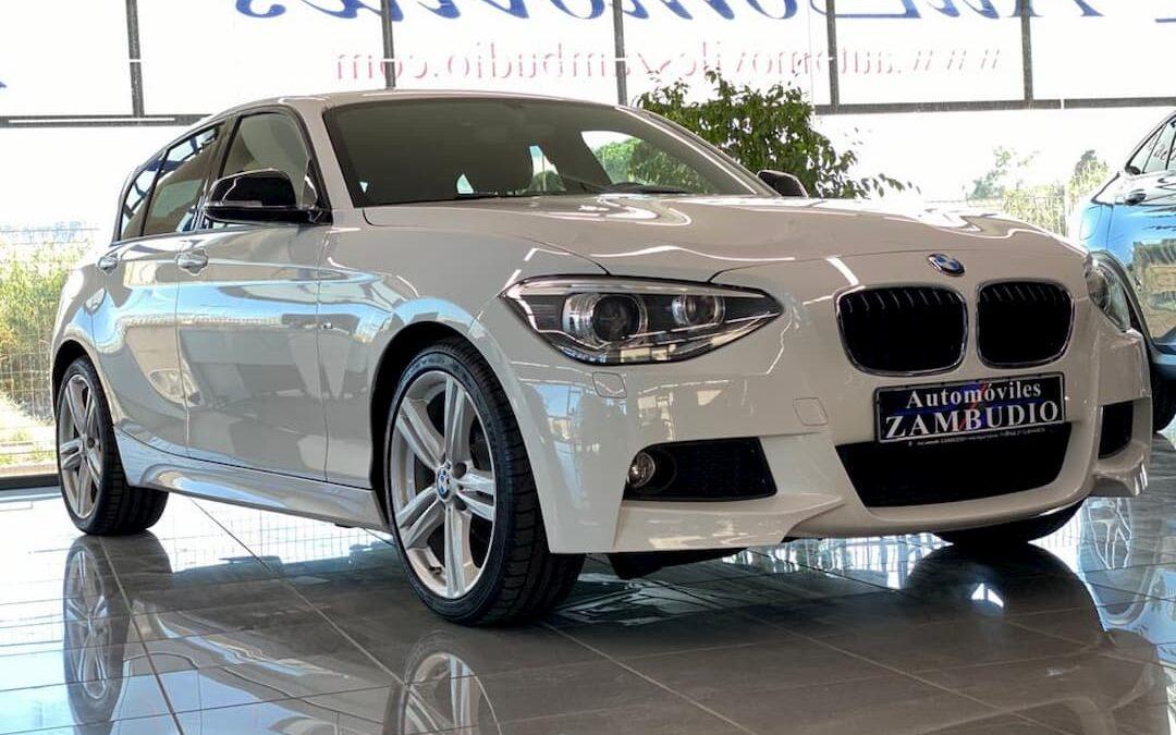 BMW 116D SPORT 13