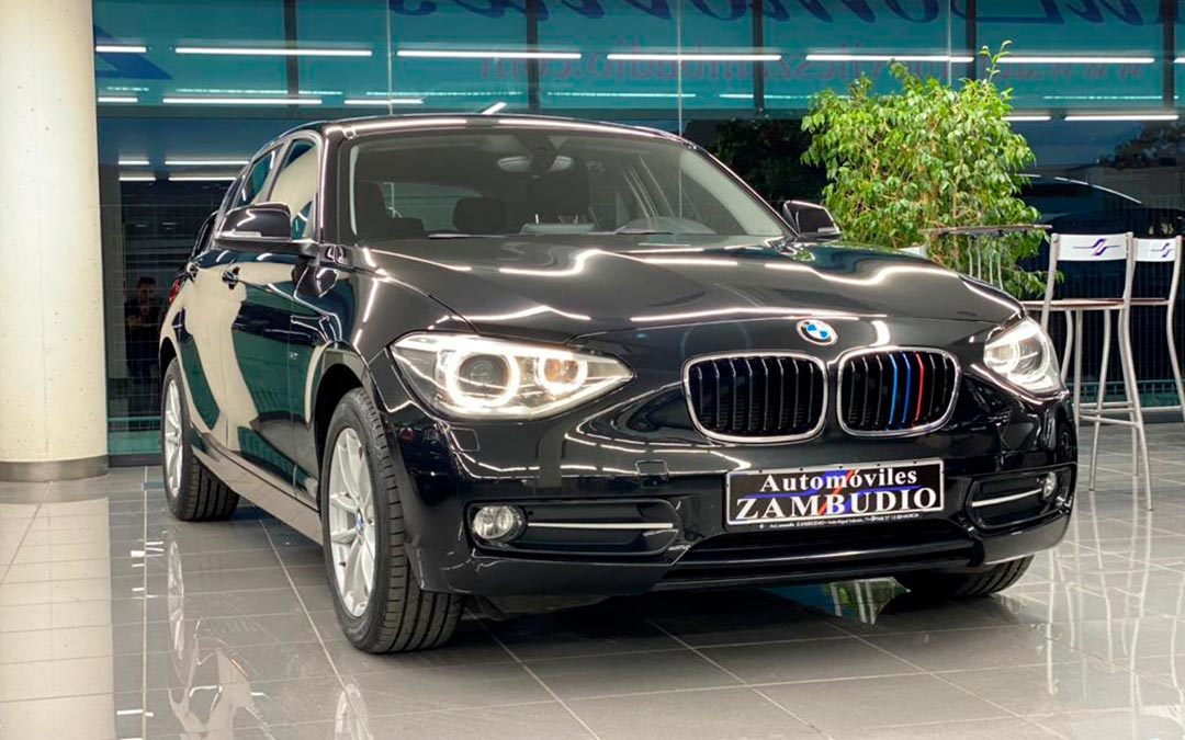 automoviles zambudio BMW 116D 01