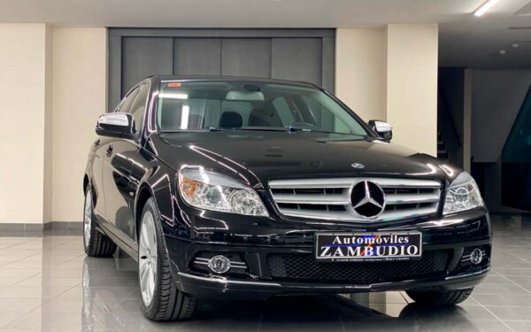 Mercedes C220CDI Avantgarde