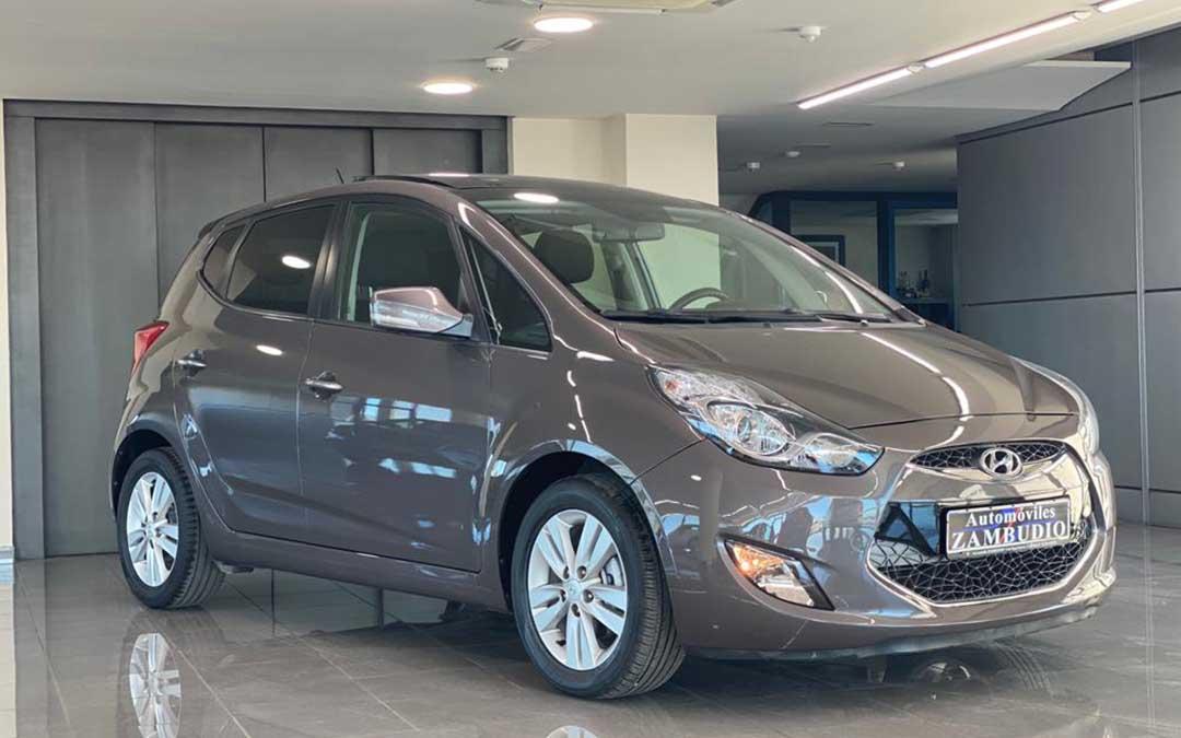 automoviles zambudio Hyundai ix20 1.6 CRDI pack premium 01