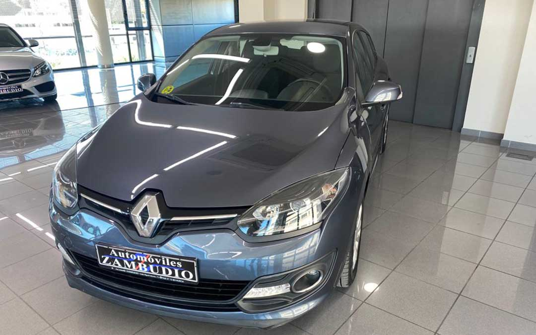 automoviles zambudio Renault Megane 1.5 dCi Business 01