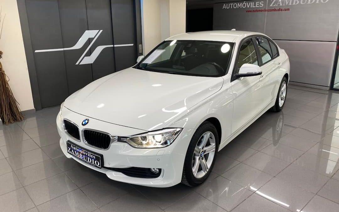 BMW Serie 3 318D 2.0 2