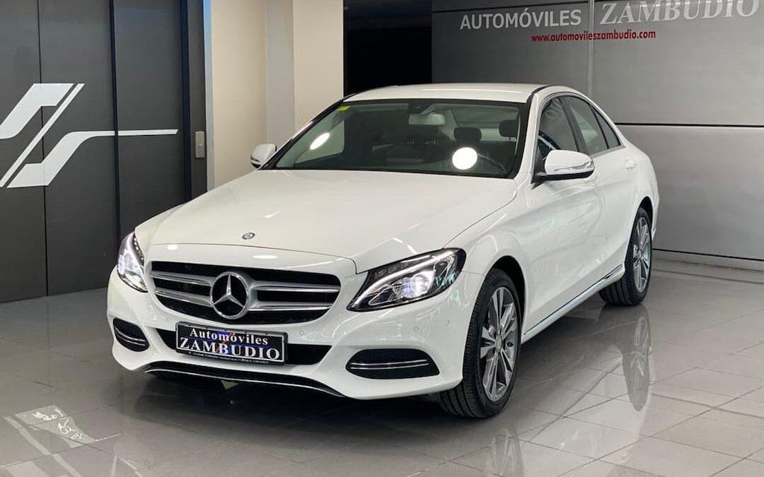 Mercedes Benz C220 D BLUETEC 10