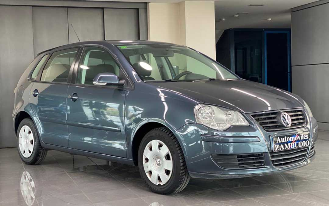 automoviles zambudio VW Polo 1.4 tdi advance 01